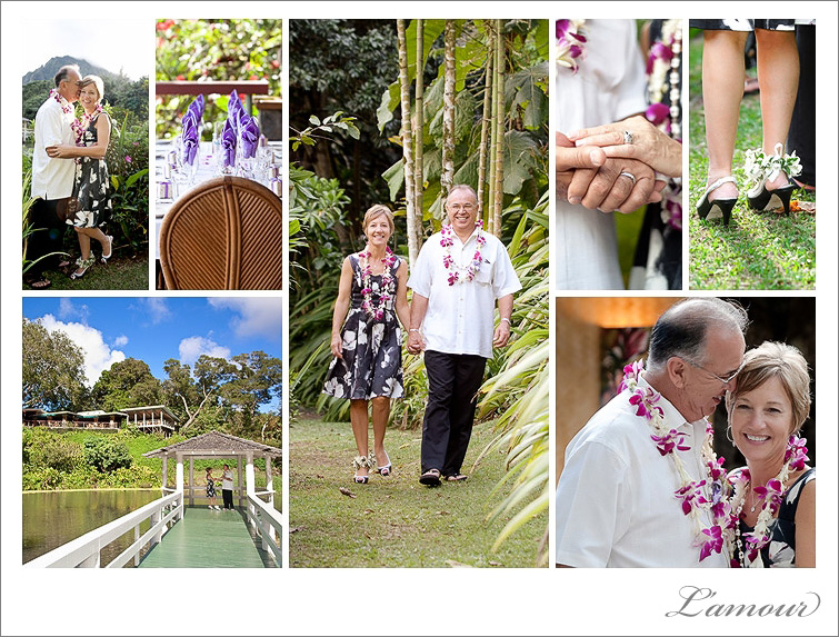 Oahu wedding Photography of Kaiku Gardens Wedding in Kaneohe Hawaii