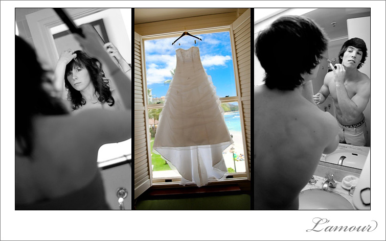 Hawaii Destination Wedding Photographers from  l'amour Photographyshoot wedding at Moana Surfrider