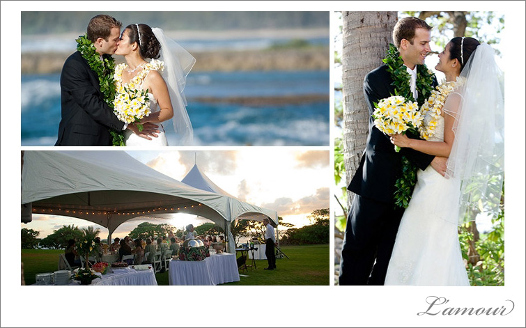 Best of OneWed Hawaii Wedding Photographers by L'amour Photography on Oahu