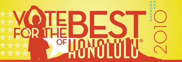 Best of Honolulu Contest for Best Photographer
