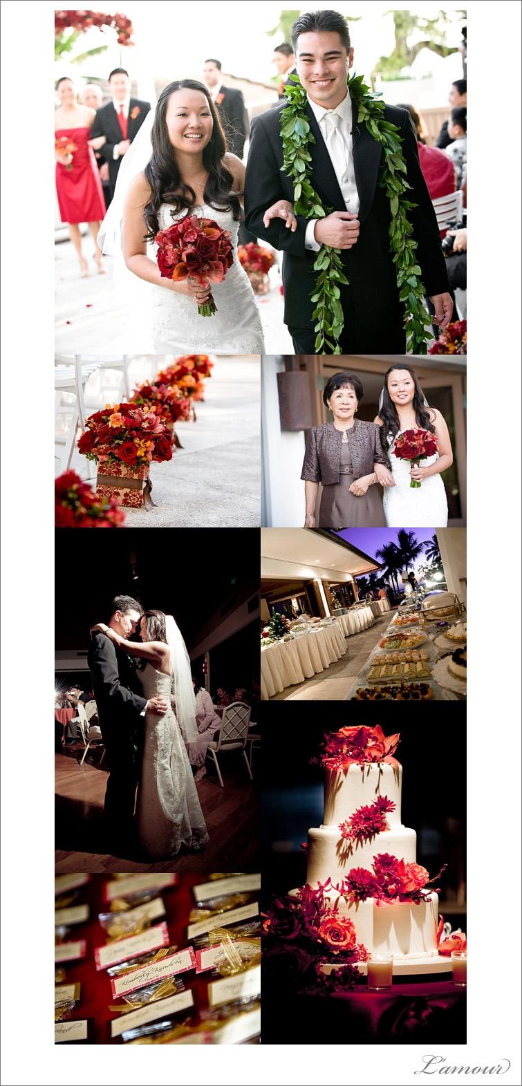 halekulani wedding photographer