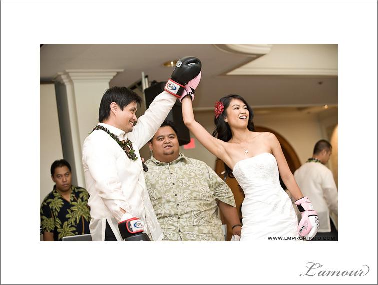 Oahu Hawaii Moana Surfrider wedding - Ultimate Wedding Ceremony
