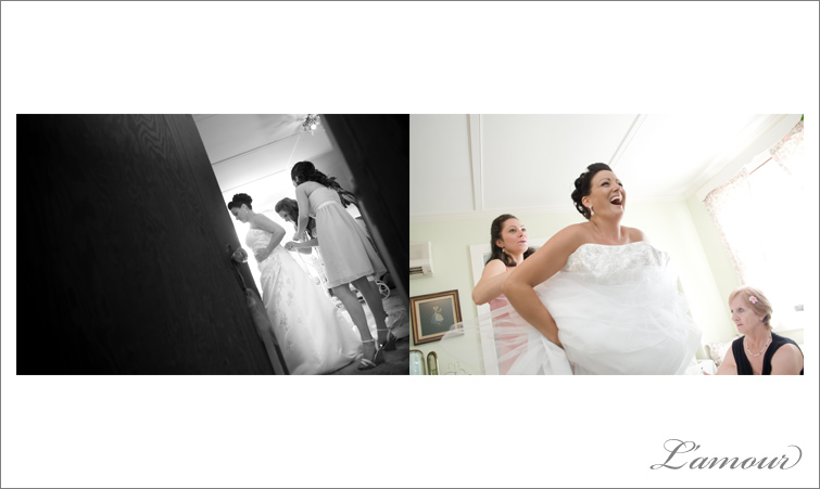 Hawaii Wedding Photographers of Lamour photography Bayer Estate  Bride