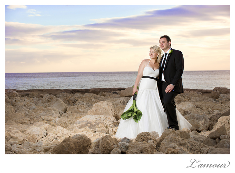 Hawaii Wedding Photographer L'Amour Photography