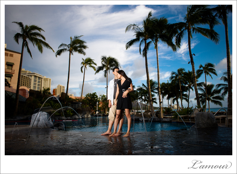 Oahu Wedding and Engagement Photographer