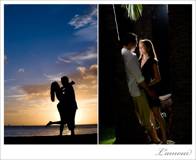 Oahu Engagement and Wedding Photographer