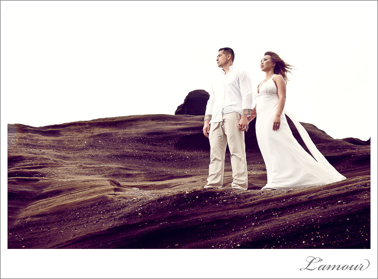 Hawaii Wedding and Trash the Dress Photographer