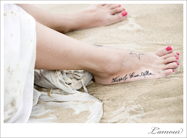Hawaii Trash the Dress Photography and Wedding Photography