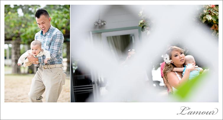 Hawaii Wedding Photographers at Lamour Photography on Oahu