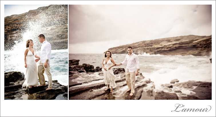 Hawaii Wedding Photography and Trash the Dress Specialists