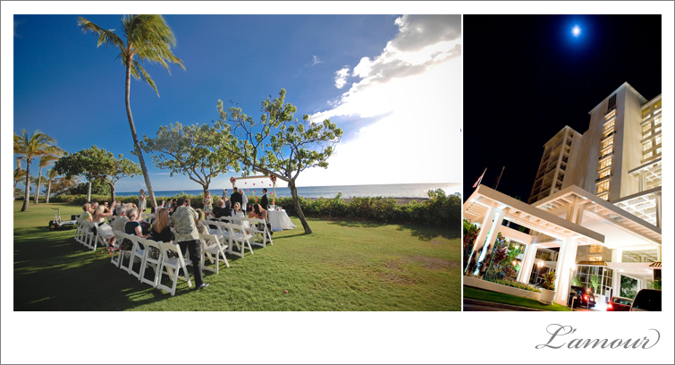 Ihilani  Wedding Oahu Hawaii Photographer