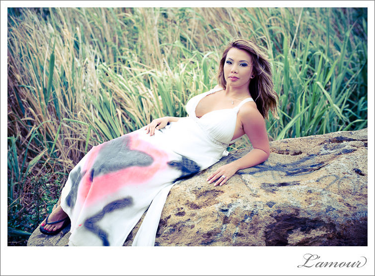 Trash The Dress Session Photographer based in Hawaii
