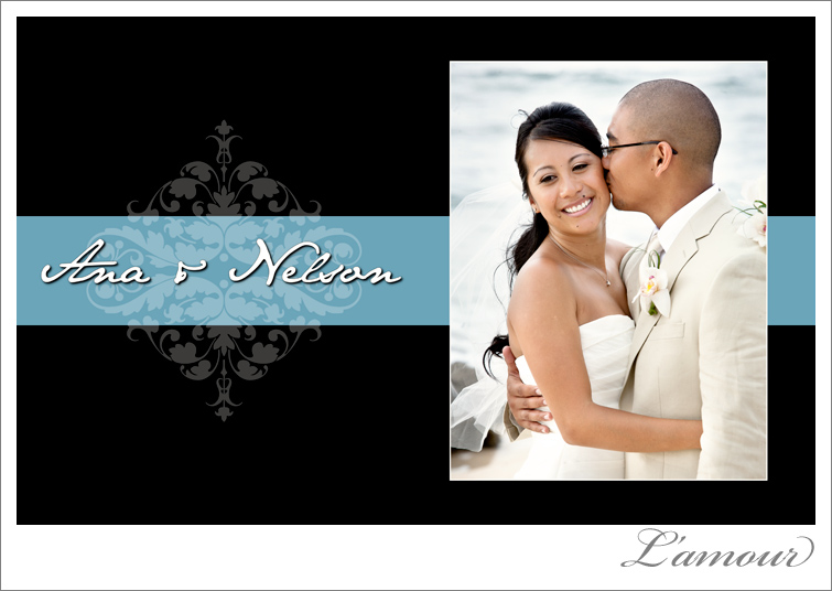 Oahu wedding Photographer Album design