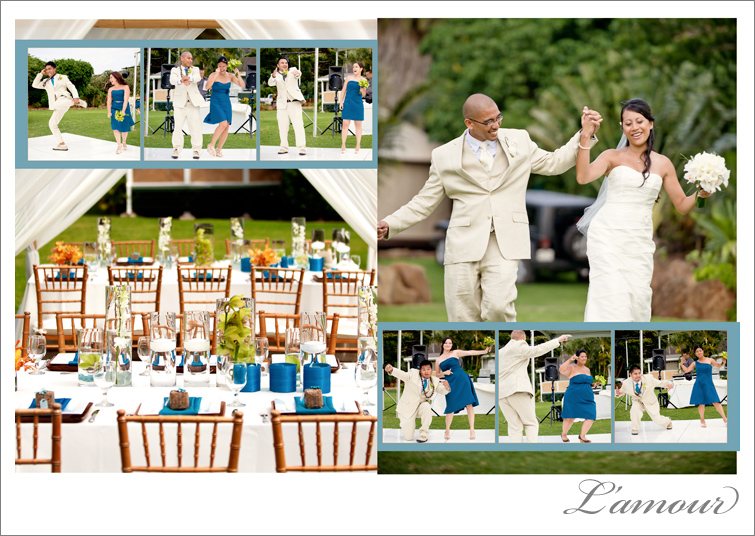 Oahu Wedding Photographers at Lamour Photography