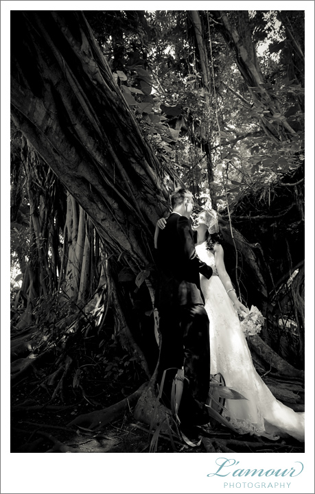 Hawaii Wedding Photographer L'Amour Photography's Daily Shot of Love