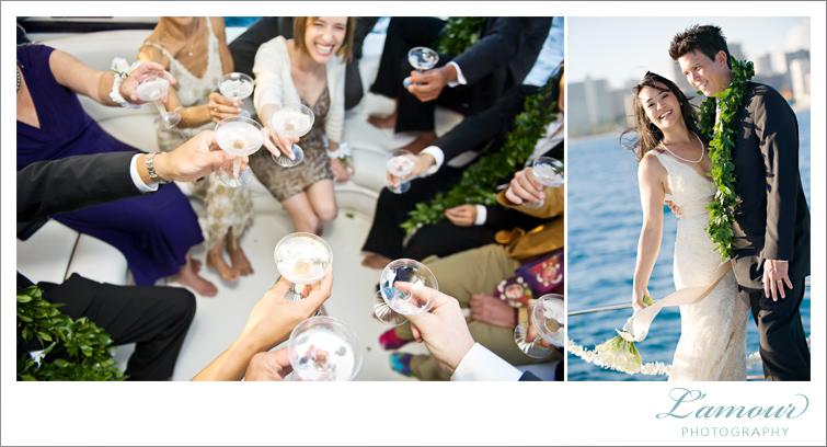 Waikiki Wedding Photos by Lamour