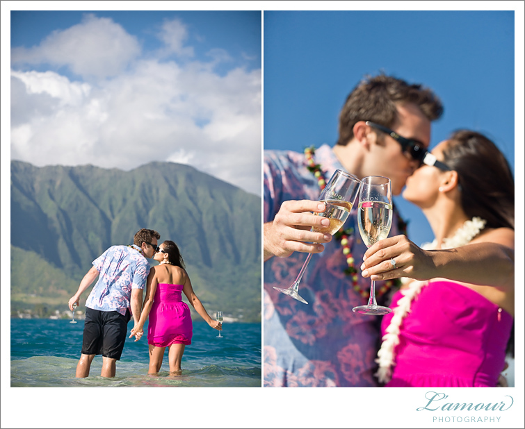 Hawaii Wedding Photographer for Trash The Dress