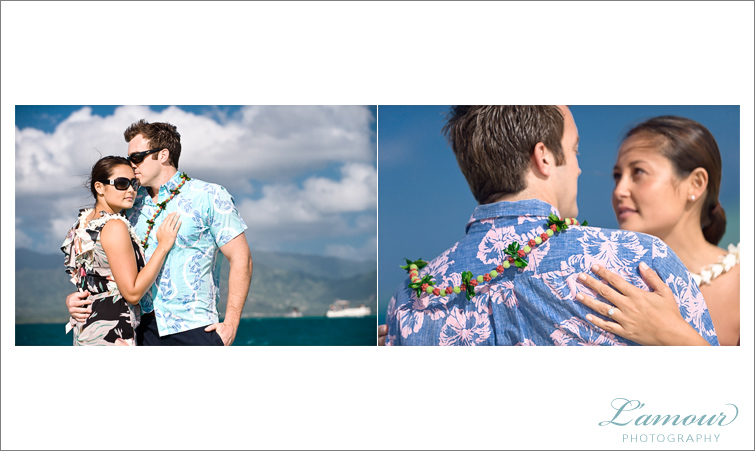 Oahu Engagement Photographer in Hawaii