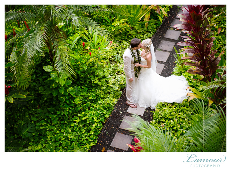 Sheraton Maui Wedding Photographer from Lamour Photography Hawaii
