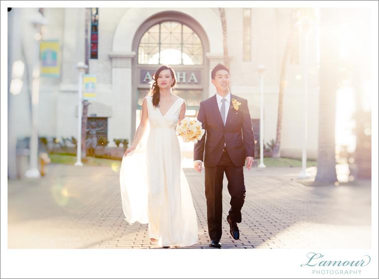 Hawaii Wedding Photographers of Lamour Photography