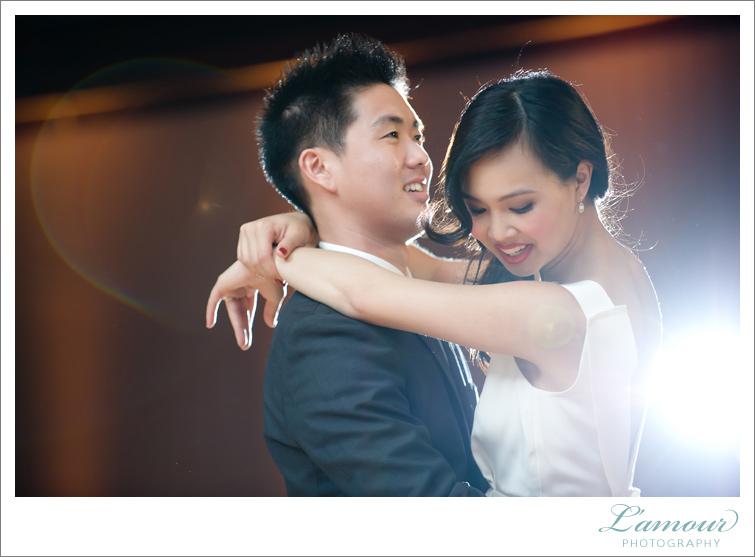 Hawaii Wedding Photographers of Lamour Photography First dance