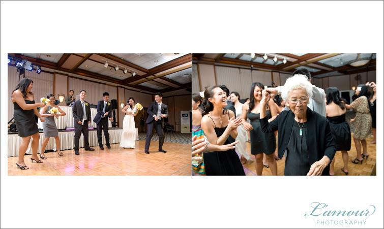 Hawaii Wedding reception Photographers of Lamour