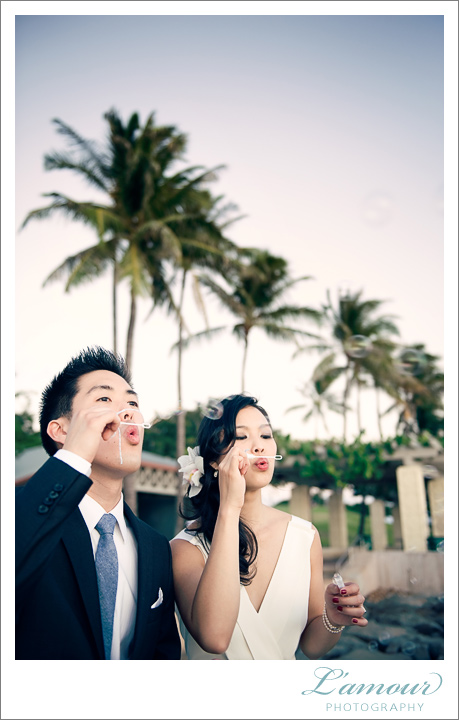 Hawaii Wedding Photography By L'Amour Photographers on  Oahu