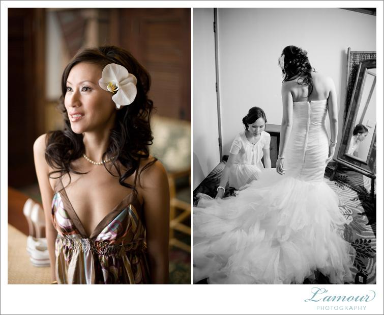 Hawaii Wedding Photography based on Oahu Lamour