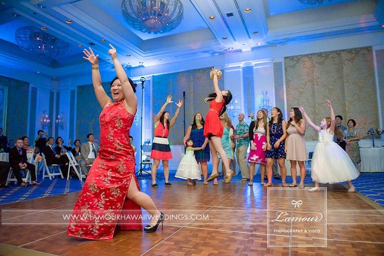 Hawaii Wedding Reception Ihilani On Oahu