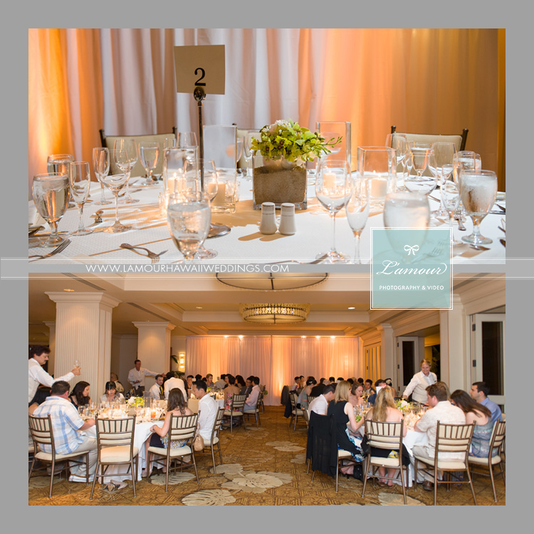 Reception Lamour Photography