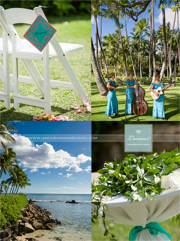 Lanikuhonua Wedding ceremony  venue