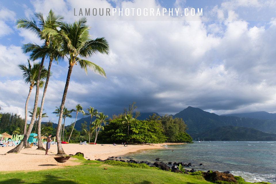 Best Hawaii wedding photo and video team L'Amour Photography