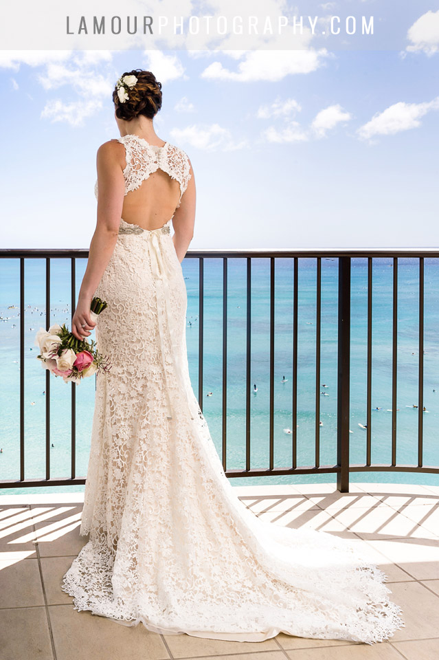 hawaii wedding photographers and video by L'Amour