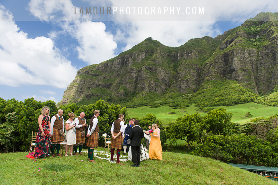 Gorgeous Kualoa Ranch Wedding Venue In Hawaii Where Lost And Jurassic Park Were Filmed