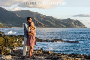 hawaii engagement and wedding photographers