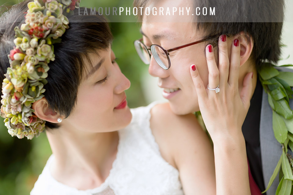 chinese hawaii wedding on maui by L'Amour