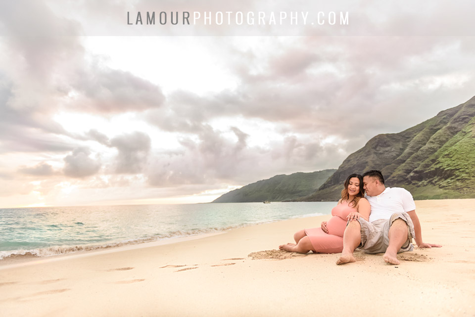 maternity or hawaiian word hapai photography