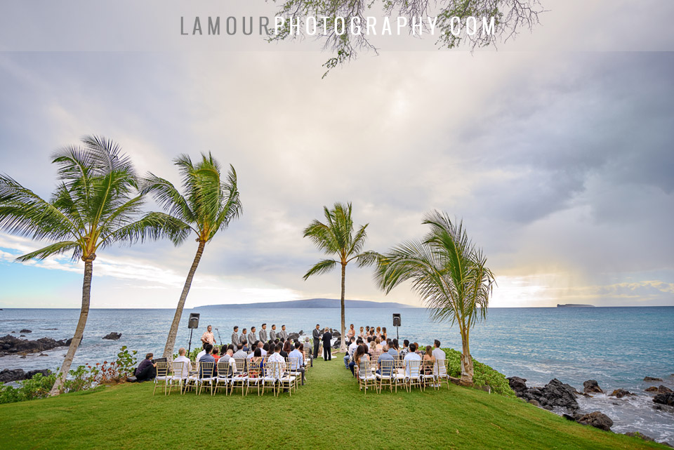 hawaii beach wedding ceremony in maui or oahu