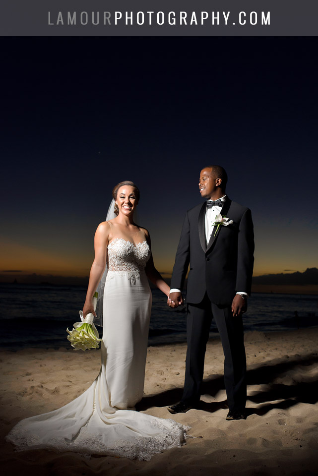 hawaii wedding photography by L'amours photographers and video team