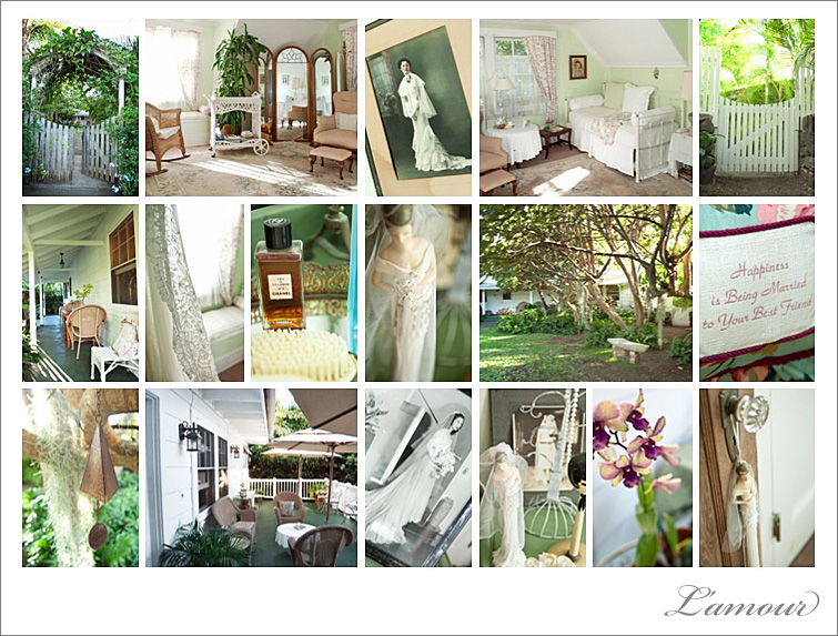 Bayer Estate private wedding venue in Oahu Hawaii with a classic and elegant atmosphere