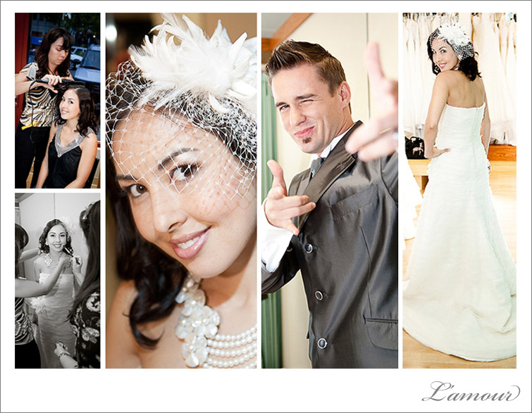Wendy and Eric of L'Amour Photography