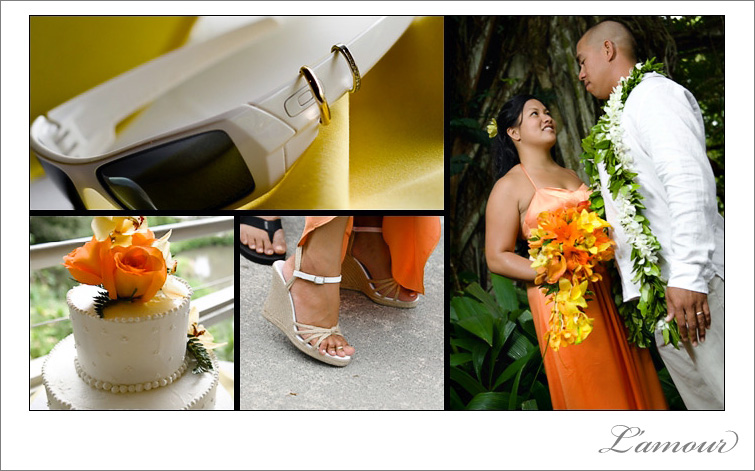 Unique and different wedding dress for a destination beach wedding