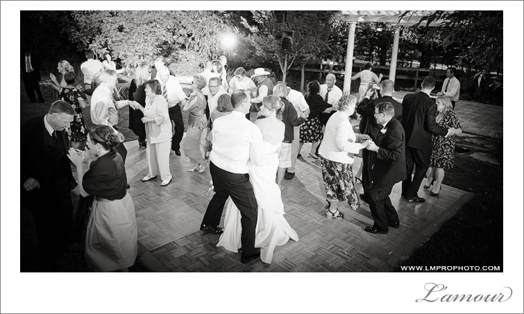 Northern California Wedding Dance