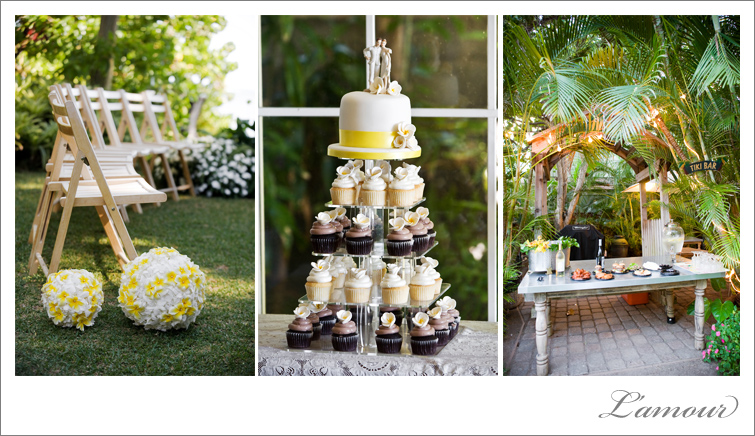 Bayer Estate Hawaii Wedding Photographers Lamour Photography based  in Honolulu Oahu Hemmingway Sunshine's Cake