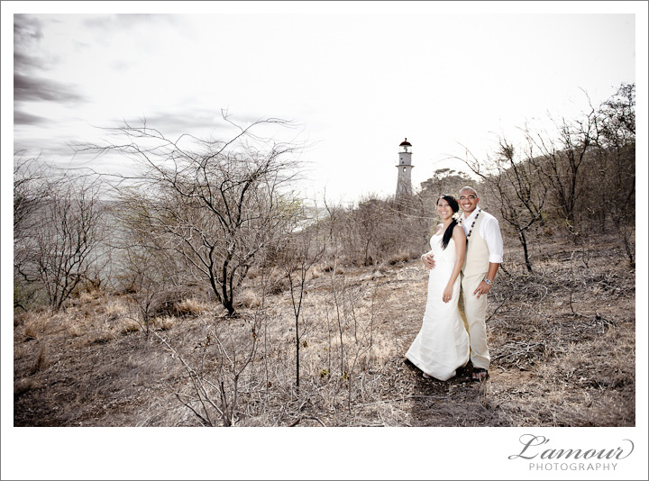Trash the Dress Oahu by L'Amour Hawaii Wedding Photography