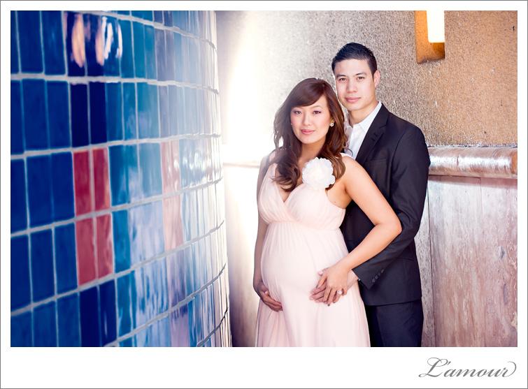 Hawaii Maternity Photographer L'Amour Photography on Oahu