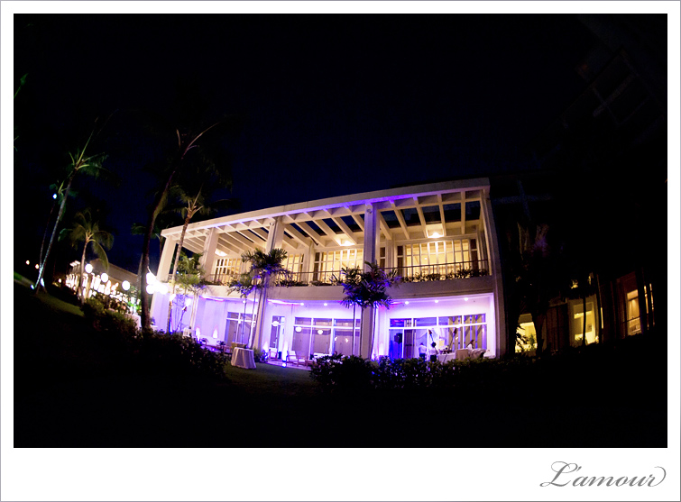 Ihilani resort wedding by Hawaii wedding Photographers of L'Amour
