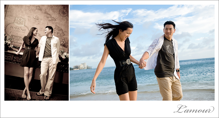Waikiki Wedding and Engagement Photographer