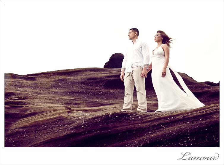 Hawaii Wedding and Trash the Dress Photographer