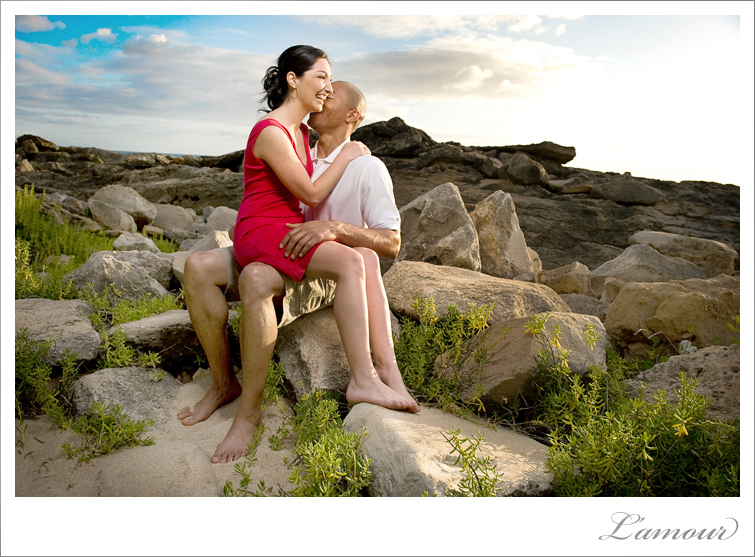 Hawaii Wedding and Engagement Photographer at Ihilani